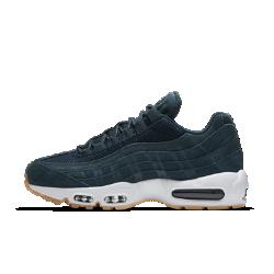 Мужские кроссовки Nike Air Max 95 PremiumМужские кроссовки Nike Air Max 95 Premium обеспечивают легкость и длительный комфорт благодаря поддерживающим накладкам и амортизации Air-Sole.&amp;#160;<br>