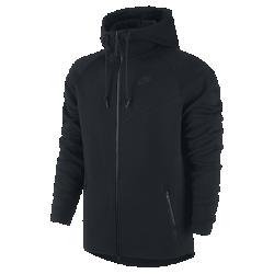 Мужская худи Nike Tech Fleece WindrunnerМужская худи Nike Tech Fleece Windrunner изготовлена из термоматериала, который сочетает в себе легкость, тепло и удобную посадку, а также знаменитый стиль Windrunner.  Тепло и легкость  Nike Tech Fleece— это уникальный термоматериал, сочетающий в себе свойства мягкого трикотажа и синтетического наполнителя, что обеспечивает тепло и легкость.  Классический стиль  Эта толстовка отличается классическим стилем Windrunner с характерными шевронами, расположенными под углом 26 градусов.  Невероятная мягкость  Двойное полотно джерси приятно на ощупь и обеспечивает полный комфорт.  Истоки Windrunner  В 1978 году, когда компания Nike славилась прежде всего своей обувью, модель Windrunner стала лицом нашей линии одежды. Сегодня эта совершенная куртка для бега все так же актуальна и вызывает не меньше энтузиазма, чем тогда. Все тот же шеврон углом в 26 градусов на груди, превосходная воздухопроницаемость и абсолютная защита от дождя — Nike не изменяет своим принципам уже 32 года.<br>