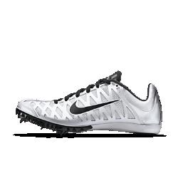 Шиповки унисекс для бега на короткие дистанции Nike Zoom Maxcat 4Шиповки для бега на короткие дистанции унисекс Nike Zoom Maxcat 4 идеально подходят для дистанций 100–800 м благодаря сверхлегкому сетчатому верху и пяти съемным шипам для превосходного сцепления с поверхностью.<br>