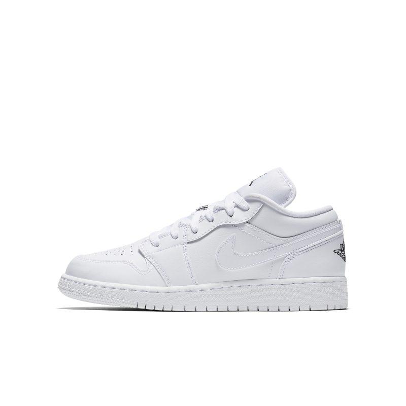 Air Jordan 1 LowÇocuk Ayakkabısı  553560-101 -  Beyaz 38 Numara Ürün Resmi