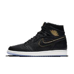 Мужские кроссовки Air Jordan 1 Retro High OGМужские кроссовки Air Jordan 1 Retro High OG с удобным кожаным верхом и системой мгновенной амортизации создают классический образ.<br>