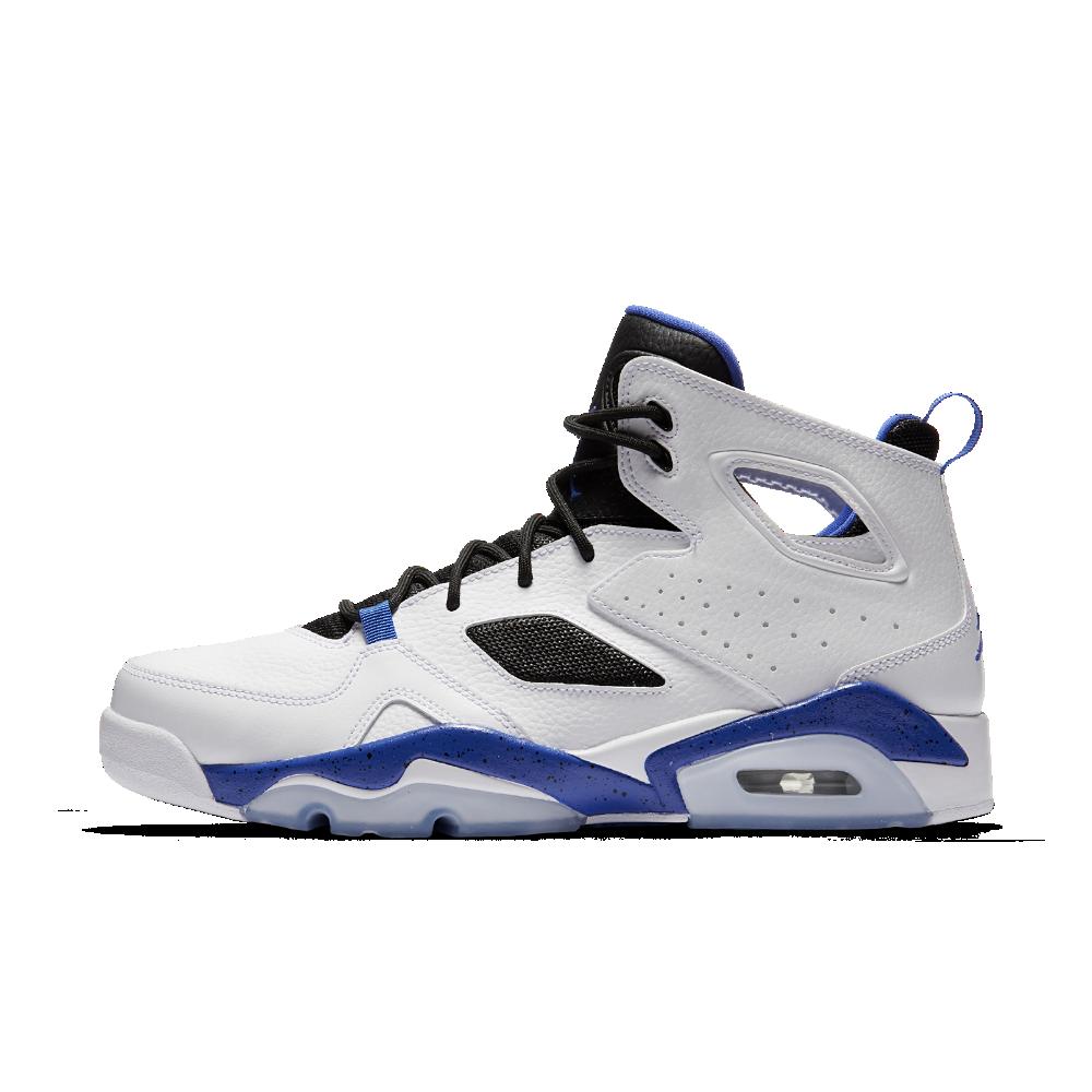 34f21e18f27 Jordan Flight Club 91 Men's Shoe, by Nike Size 11.5 (White) | Shop ...
