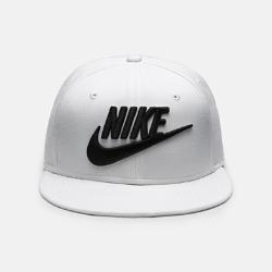Бейсболка Nike Futura True 2Бейсболка Nike Futura True 2 с неустаревающим профилем украшена вышитым логотипом. Классический стиль дополнен застежкой сзади для индивидуальной посадки.<br>