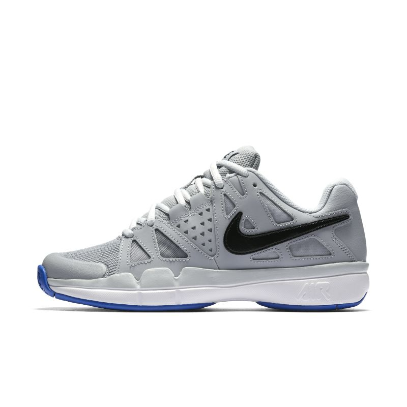 NikeCourt Air Vapor Advantage Women's Tennis Shoe - Grey Image