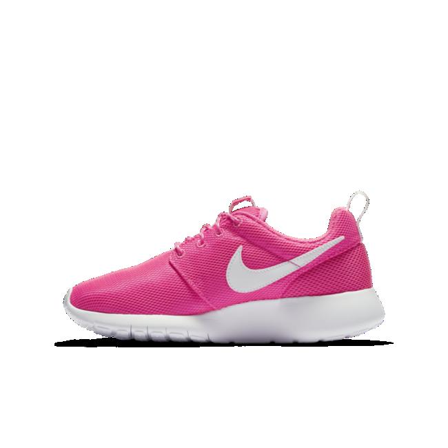 Nike Roshe One kindersneaker roze