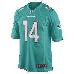 Мужское джерси для американского футбола для игры на своем поле NFL Miami Dolphins (Jarvis Landry)Болей за любимую команду в джерси NFL Miami Dolphins Game (Jarvis Landry), которое создано под вдохновением от игры лучших игроков и обеспечивает абсолютный комфорт.<br>