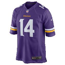 Image of Maglia da football americano NFL Minnesota Vikings (Stefon Diggs) Home Game - Uomo