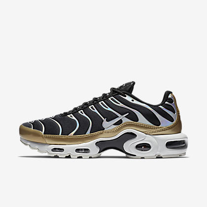low priced 2da74 79068 Nike Air Max Plus Metallic