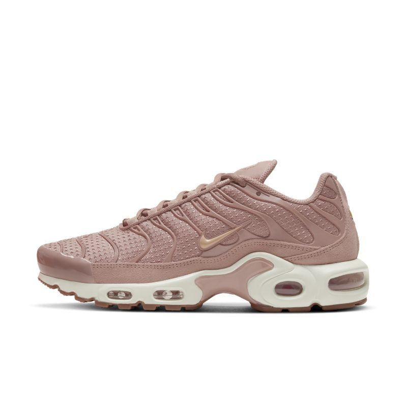 pink and Weiß nike air max plus