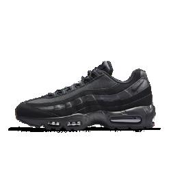 Мужские кроссовки Nike Air Max 95Мужские кроссовки Nike Air Max 95 имеют тот же выдающийся уровень амортизации и стильный образ, которые сделал знаменитой оригинальную беговую модель 1995 года.<br>