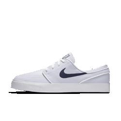 Мужская обувь для скейтбординга Nike SB Zoom Stefan Janoski CanvasМужская обувь для скейтбординга Nike SB Zoom Stefan Janoski Canvas — это фирменная модель, в которой минималистичный дизайн сочетается с непревзойденной защитой от ударных нагрузок. Прочная конструкция и оптимальное сцепление с поверхностью для улучшенной посадки и полного контроля над доской делают эту инновационную модель для скейтбординга современным эталоном комфорта и прочности.<br>