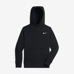 Худи для мальчиков (8–15) Nike YA76 Brushed Fleece PulloverХуди для мальчиков (8–15) Nike YA76 Brushed Fleece Pullover изготовлена из мягкой смесовой ткани на основе хлопка с рубчатой отделкой для комфортной посадки и защиты от холода.<br>