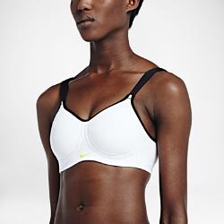 Спортивное бра Nike HeroСпортивное бра Nike Hero разработано для груди большого размера. Оно обеспечивает максимальную поддержку и комфорт во время тренировок благодаря литой конструкции без косточек и плотной посадке, которая обеспечивает надежную фиксацию. Боковые вставки дарят дополнительную защиту, а застежки позволяют быстро снять или надеть бра.<br>
