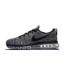 Мужские беговые кроссовки Nike Flyknit Air MaxМужские беговые кроссовки Nike Flyknit Air Max с невероятно гибкой вставкой Max Air и цельным тканым верхом из материала Flyknit обеспечивают максимальную амортизацию, легкость иподдержку.<br>