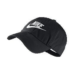 Бейсболка с застежкой Nike Sportswear Heritage 86 FuturaБейсболка с застежкой Nike Sportswear Heritage 86 Futura: шесть панелей из мягкого хлопка с вышитым логотипом для удобной посадки и стильного вида.<br>