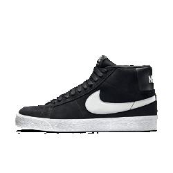 Мужская обувь для скейтбординга Nike SB Blazer Premium SEМужская обувь для скейтбординга Nike SB Blazer Premium SE обеспечивают превосходную защиту от ударных нагрузок и стабилизацию благодаря низкопрофильной амортизации и усовершенствованному ремешку на язычке для плотной посадки.<br>