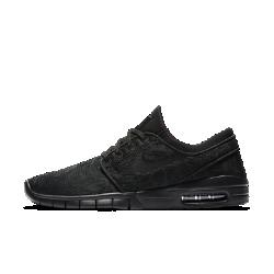 Мужская обувь для скейтбординга Nike SB Stefan Janoski MaxЛегенда находит новое воплощение в мужской обуви для скейтбординга Nike SB Stefan Janoski Max. Эта модель с амортизацией Max Air обеспечивает невероятный комфорт во время катания и на весь день.<br>