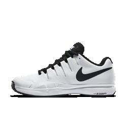 Мужские теннисные кроссовки NikeCourt Zoom Vapor 9.5 TourМужские теннисные кроссовки NikeCourt Zoom Vapor 9.5 Tour плотно прилегают к ноге, обеспечивая надежную посадку, а их превосходная амортизация гарантирует комфорт при резких поворотах и спринтах.<br>