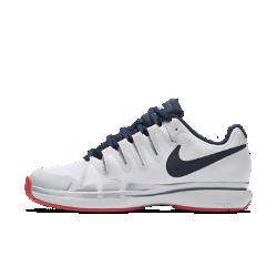 Женские теннисные кроссовки NikeCourt Zoom Vapor 9.5 TourЖенские теннисные кроссовки NikeCourt Zoom Vapor 9.5 Tour плотно прилегают к ноге, обеспечивая надежную посадку, а их превосходная амортизация гарантирует комфорт при резких поворотах и спринтах.<br>