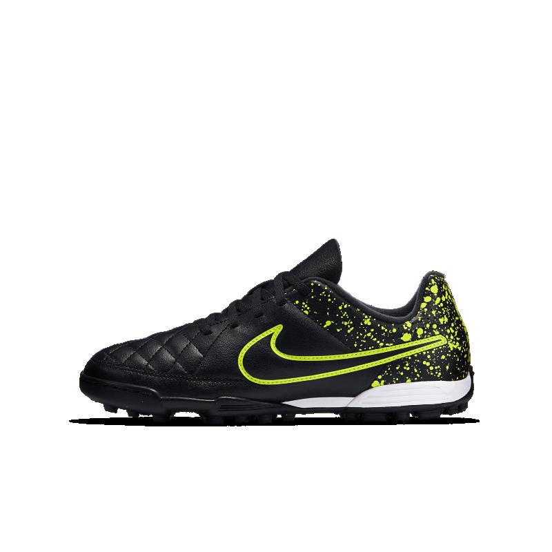409bd1e7 Nike Jr. Tiempo Rio II Botas de fútbol para moqueta - Turf - Niño/a