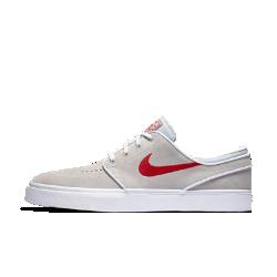 Мужская обувь для скейтбординга Nike Zoom Stefan JanoskiМужская обувь для скейтбординга Nike Zoom Stefan Janoski с прочным верхом из высококачественной кожи и гибкой подошвой для комфорта весь день. Подметка из натуральной резиныобеспечивает непревзойденное сцепление.<br>