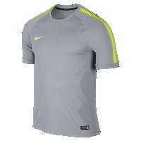 <ナイキ(NIKE)公式ストア>ナイキ スクワッド フラッシュ ショートスリーブ トレーニング 2 メンズ フットボールシャツ 641487-012 グレー画像