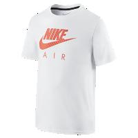 <ナイキ(NIKE)公式ストア>ナイキ CAT HBR HD ジュニア (ボーイズ) Tシャツ 641811-100 ホワイト画像