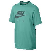 <ナイキ(NIKE)公式ストア>ナイキ CAT HBR HD ジュニア (ボーイズ) Tシャツ 641811-405 グリーン画像