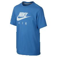 <ナイキ(NIKE)公式ストア>ナイキ CAT HBR HD ジュニア (ボーイズ) Tシャツ 641811-435 ブルー画像