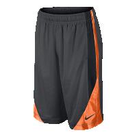 <ナイキ(NIKE)公式ストア>ナイキ アバランチ 2.0 ボーイズ バスケットボールショーツ 642152-061 ブラック画像