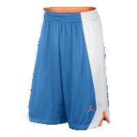 <ナイキ(NIKE)公式ストア>ジョーダン フライト ニット メンズ バスケットボールショーツ 642240-435 ブルー画像