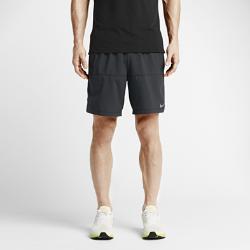 Мужские беговые шорты Nike Flex 18 смМужские беговые шорты Nike Flex 18 см из эластичной ткани с подкладкой обеспечивают свободу движений и комфортную поддержку.  Свобода движений  Ткань Nike Flex тянется во всех направлениях, обеспечивая полную свободу движений.  Комфорт  Технология Dri-FIT отводит влагу и обеспечивает комфорт.  Легкость и поддержка  Подкладка обеспечивает легкость, воздухопроницаемость, поддержку и абсолютный комфорт на каждом километре.<br>