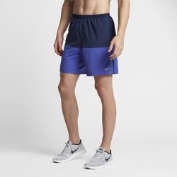 Мужские беговые шорты Nike Flex 18 смМужские беговые шорты Nike Flex 18 см из эластичной ткани с подкладкой обеспечивают свободу движений и комфортную поддержку.<br>