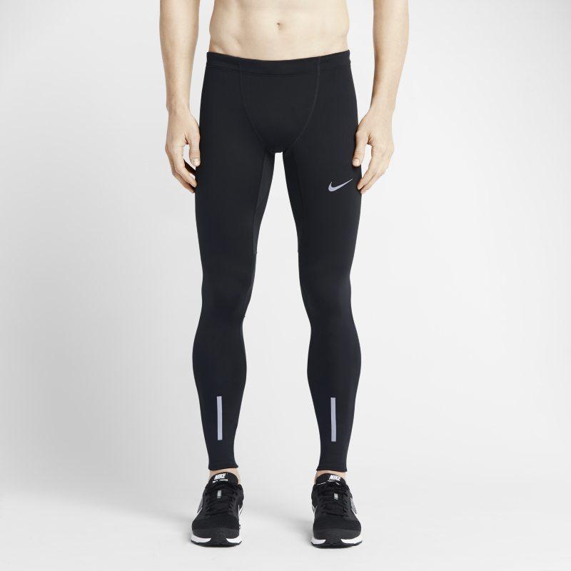 Nike Power Tech Mallas de running - Hombre - Negro