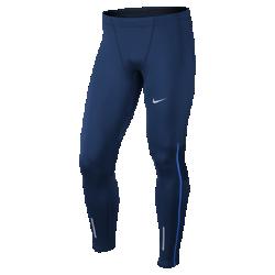 Мужские беговые тайтсы Nike Power TechМужские беговые тайтсы Nike Power Tech из эластичной ткани Dri-FIT с плоскими эргономичными швами обеспечивают комфортную и плотную посадку, не стесняя движений во время бега.<br>