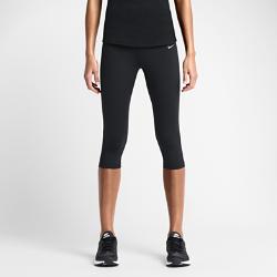 Женские капри для бега Nike Power Epic LuxЖенские капри для бега Nike Power Epic Lux поддерживают тебя во время пробежки, обеспечивая плотную посадку и надежную фиксацию на любых дистанциях.  Свобода движений  Повышенное содержание спандекса гарантирует дополнительную эластичность ткани и обеспечивает плотную посадку и поддержку, даря полную свободу движений во времяпробежки.  Воздухопроницаемость  Сетчатые вставки под коленями сзади для оптимальной вентиляции.  Сохраняй комфорт  Ткань Dri-FIT сохраняет тело сухим и обеспечивает комфорт, отводя влагу на поверхность ткани, где она быстро испаряется.<br>