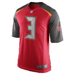 Мужское джерси в расцветке домашней формы NFL Tampa Bay Buccaneers (Jameis Winston)Болей за любимую команду в джерси NFL Tampa Bay Buccaneers, вдохновленном настоящей игровой формой, и сохраняй абсолютный комфорт.<br>