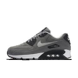 Мужские кроссовки Nike Air Max 90 LeatherМужские кроссовки Nike Air Max 90 Leather с прочным кожаным верхом отличаются легендарным силуэтом в стиле ретро и дополнены видимой вставкой Max Air в области пятки для непревзойденной защиты от ударных нагрузок.<br>