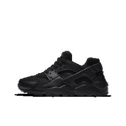 Кроссовки для школьников Nike HuaracheКроссовки для школьников Nike Huarache с легким комбинированным верхом для комфорта и прочности и низкопрофильной конструкцией с подошвой из материала Phylon для превосходной амортизации.<br>