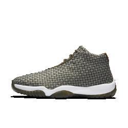 Мужские кроссовки Air Jordan FutureМужские кроссовки Air Jordan Future с тканым верхом и подошвой из пеноматериала обеспечивают комфорт и амортизацию, позволяя создать оригинальный стиль на каждый день.  Преимущества  Верх из натуральной, синтетической кожи или текстиля (материал зависит от расцветки) Подошва из пеноматериала для легкости, амортизации и комфорта Вставка из углеродных волокон в средней части стопы для поддержки и жесткости при скручивании Подметка из твердой резины с круговым рисунком для превосходной прочности и сцепления с различными типами поверхности Асимметричная шнуровка для фиксации  Истоки Air Jordan С момента своего победного броска, принесшего команде Северной Каролины чемпионский титул, Майкл Джордан превратился в легенду баскетбола. В 1985 году он вышел на площадку в оригинальных Air Jordan I и задал новый стандарт функциональности и стиля, одновременно нарушая правила лиги, обескураживая соперников и завоевывая сердца поклонников по всему миру.<br>