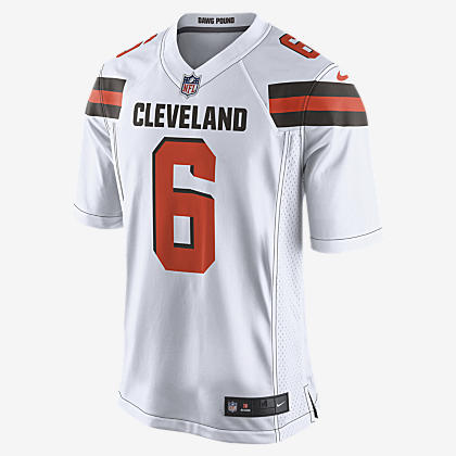 6254843d1bc Men s Game Football Jersey.  100 · NFL Cleveland Browns (Baker Mayfield)