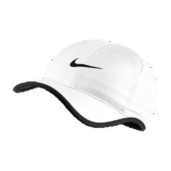 【ナイキ(NIKE)公式ストア】ナイキコート エアロビル フェザーライト テニスキャップ 679421-100 ホワイト
