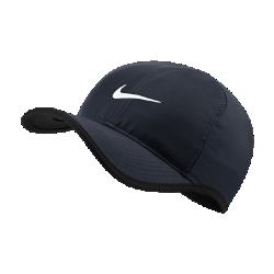 <ナイキ(NIKE)公式ストア>ナイキコート エアロビル フェザーライト テニスキャップ 679421-454 ブルー ★30日間返品無料 / Nike+メンバー送料無料!画像