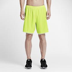 Мужские беговые шорты Nike Phenom 2-in-1 18 смМужские беговые шорты Nike Phenom 2-in-1 18 см обеспечивают воздухопроницаемость и комфорт во время тренировки.Эластичные вшитые шорты дарят дополнительную поддержку и естественную свободу движений.<br>
