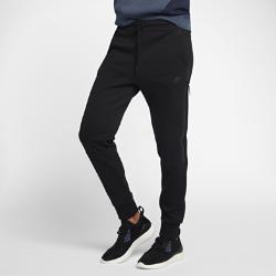 Женские брюки Nike Sportswear Tech FleeceЖенские брюки Nike Sportswear Tech Fleece из легкой дышащей ткани с практичным функциональным дизайном, зауженным кроем и длинным вертикальным карманом обеспечивают свободу движений.<br>