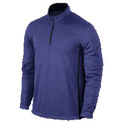 Мужская толстовка для гольфа Nike Therma-FITМужская толстовка для гольфа Nike Therma-FIT из ткани Therma-FIT с начесом с обратной стороны обеспечивает тепло и комфорт во время и после игры. Боковые вставки из сетки обеспечивают вентиляцию и свободу движений.<br>