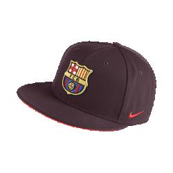Бейсболка FC Barcelona CoreБейсболка FC Barcelona Core изготовлена из мягкой влагоотводящей ткани и украшена символикой элитного клуба.<br>