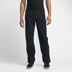 Мужские брюки для гольфа Nike Hyper Storm-FITМужские брюки для гольфа Nike Hyper Storm-FIT защищают от непогоды благодаря полностью водонепроницаемой ткани и герметизированным швам. Регулируемый пояс и отвороты обеспечивают индивидуальную посадку.<br>