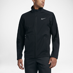 Мужская куртка для гольфа Nike Hyperadapt Storm-FIT Full-ZipМужская куртка для гольфа Nike Hyperadapt Storm-FIT Full-Zip защищает от ветра и дождя при переменчивой погоде на поле. Регулируемые манжеты и нижняя кромка обеспечивают идеальную посадку на протяжении всей игры.<br>