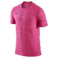 Мужская футбольная майка Nike Flash Dri-FIT CoolМужская футбольная майка Nike Flash Dri-FIT Cool изготовлена из мягкой влагоотводящей ткани м снабжена сетчатой задней вставкой для сухости и прохлады во время жаркой игры.<br>